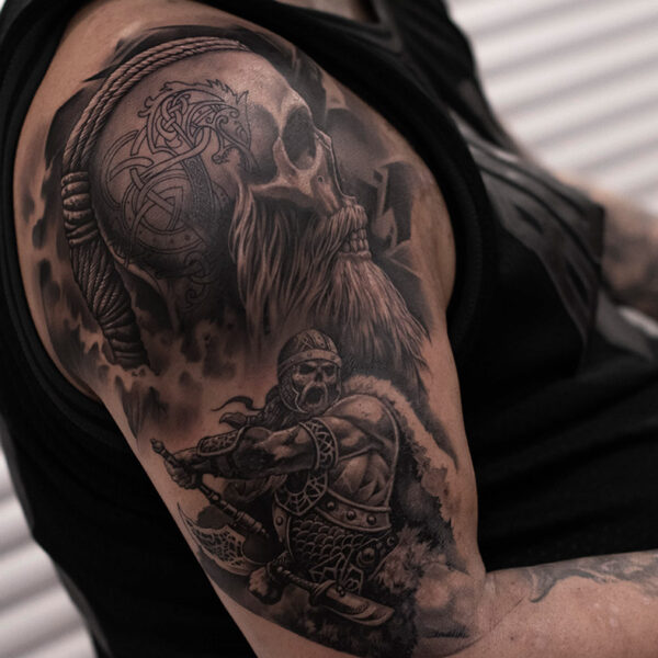 Warrior Sleeve